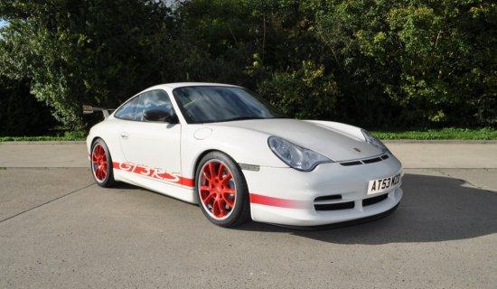 2003 Porsche 911 (996) GT3 RS