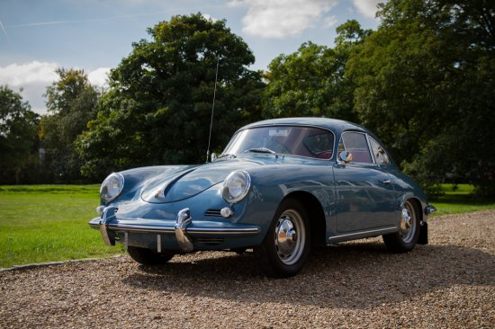 1961 Porsche 356 B Super 90