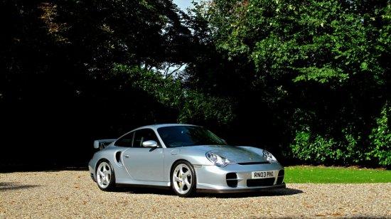 2003 Porsche 911 (996) GT2 Comfort