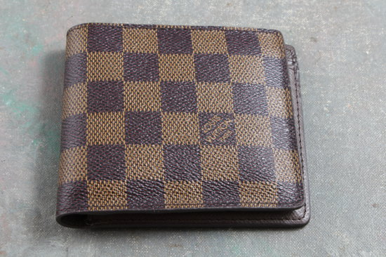 Images For Louis Vuitton Made In France >> Vintage Louis Vuitton Men S Wallet Malletier A Paris Made In France