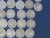 60 Mercury Dimes Various Dates - 146 Grams Image 5
