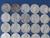 60 Mercury Dimes Various Dates - 146 Grams Image 7