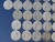 60 Mercury Dimes Various Dates - 146 Grams Image 9
