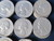 Roll of $10 Silver Quarters - 37 1960's, One 1941, One 1942 and One 1958 - Weights 250 Grams Image 4