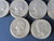 Roll of $10 Silver Quarters - 37 1960's, One 1941, One 1942 and One 1958 - Weights 250 Grams Image 5
