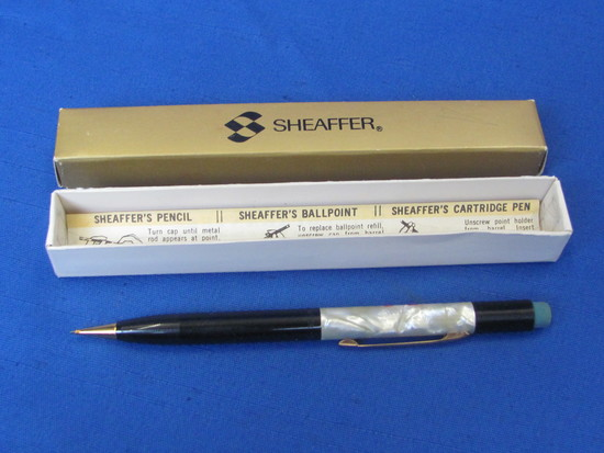 "Sheaffer's Mechanical Pencil ""AA Fertilizer Co – Plainview – St. Charles, Minn"" in Box"