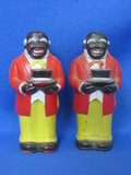 "2 Plastic Uncle Mose – 3 1/2"" tall – by F&F Mold & Die"