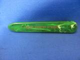 Plant Webster Hybrids Seed Corn Bakelite Slide Out Pocket Knife