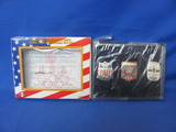 USA Olympic Home Team Centennial Pin Set With Certificate of Authenticity