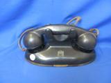 1920's Kelloggs Masterphone Art Deco Bakelite Desk Telephone