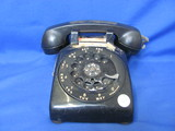 Western Electric Rotary Desk Telephone