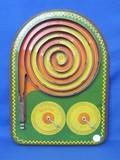 Tin/Metal Pinball Type Game by The Brinkman Engineering Co of Dayton, Ohio – No Balls