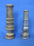 2 Brass Hose Nozzles: Boston, Made in USA – Champion made in Italy