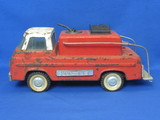 "Nylint Ford Fire Truck – 12"" long – Pieces Missing"