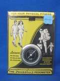 Vintage Pedometer – New in Package – Made in Germany – Printed in West Germany