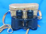 Binoculars in Leather Case – Falcon Coated Optics – 6X30  No.1096