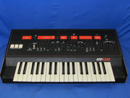 ARP Axxe MKII Model 2323 Synthesizer Made In USA