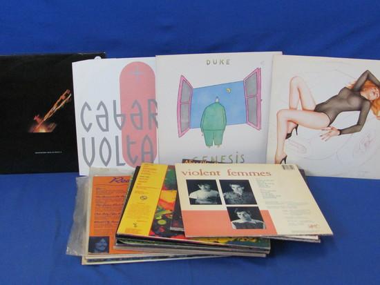 LotOf 20 Classic Rock/Metal Vinyl Records