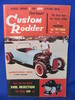 Custom Rodder Magazine May 1957 Vol 1 No 1. First Issue Supercharged Deuce