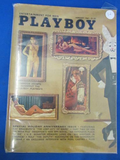 Playboy January 1967