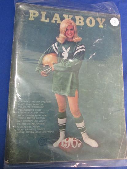 Playboy September 1967
