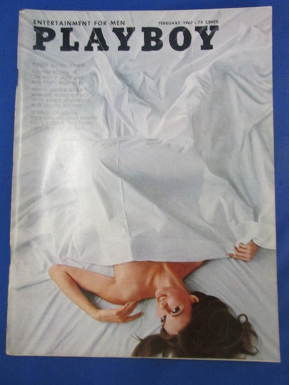Playboy February 1967