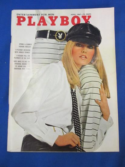 Playboy April 1967