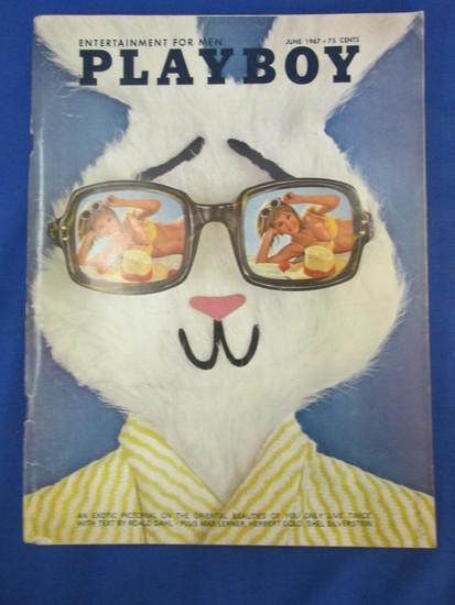 Playboy June 1967