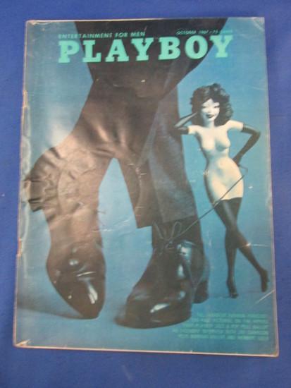 Playboy October 1967