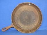 "Lodge Cast Iron Skillet/Frying Pan – 10 1/2"" in diameter"