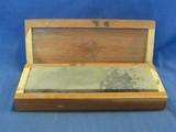 Smith's Soft Arkansas Sharpening Stone STC-6 – Wood Box