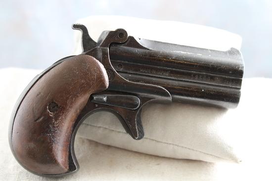 Vintage MOVIE PROP Derringer Gun Very Heavy Made in Japan