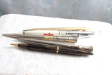 Vintage Lot of 5 Advertising Mechanical Pencils & 1 Pen DR PEPPER Advertising