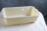 Vintage Fire King Meat Loaf Oven Glass Pan