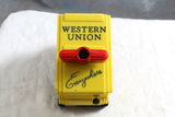 Vintage Western Union Call Box 8-B Everywhere Wound up the Timer it Works