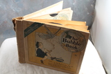 1917 Harper Columbia The Bubble-Book with 78 rpm records included