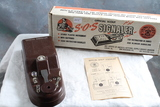Vintage Boy Scout Official Scout Signaler S.O.S. in Original Box with Paper