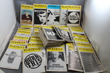 62 Vintage Playbill New York Magazines 1970's through early 2000's