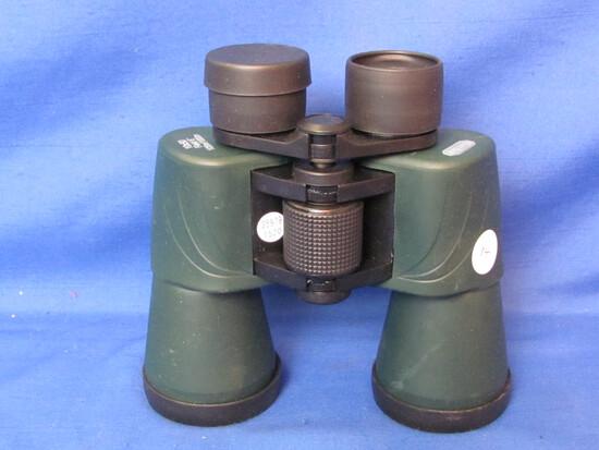Gordon Field 6 10x50 Wide Engle Binoculars – Model 94527 – 105m/1000m