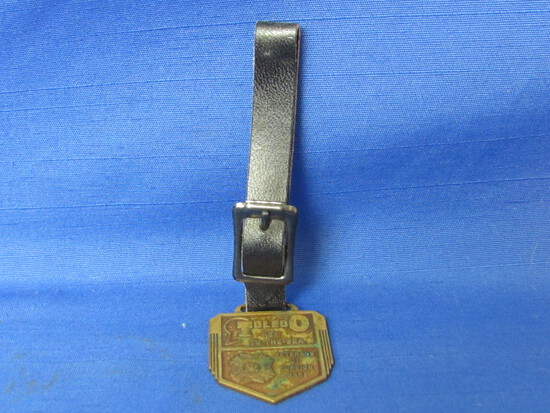Toledo Key to the Sea – Veterans of Foreign Wars Watch Fob