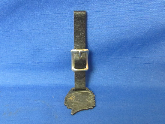 Blackhawk Foundation Co. Geneseo Illinois Watch Fob
