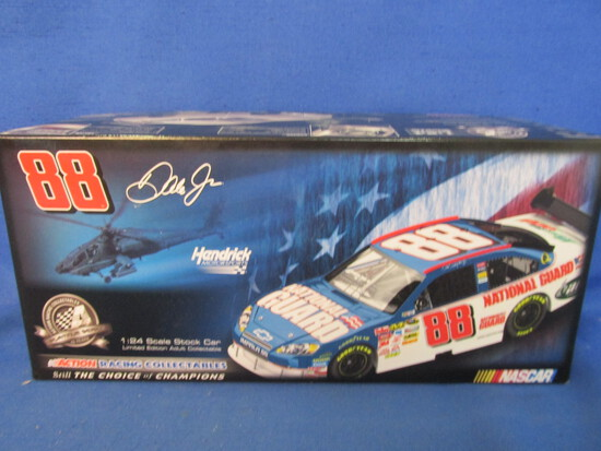 NASCAR 1:24 Scale Model Dale Earnhadrt Jr.#88 2008 Impala SS – NIB