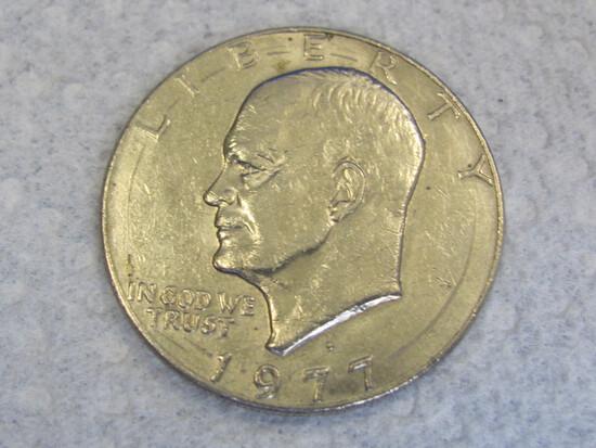 1977-D Eisenhower Dollar
