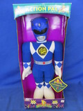 "Mighty Morphin Power Rangers Plush Toy ""Action Pal""  NIB – Blue"