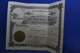 "1930 Stock Certificate for ""The Gray Goose Airways"" - As shown"