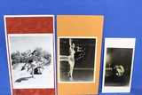 Lot of 3 Vintage Photos – Semi-nude/Nude women – look like reproductions – As shown