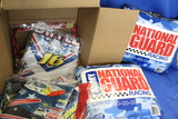 NASCAR/Army National Guard Lot - #16 Greg Biffle – Pillows, Flag, Bandanas, T-Shirts,