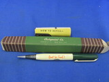 New in Box Autopoint Mechanical Pencil – Railroad Advertisng – Great Northern w/ Goat