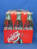 Small Tin Lunch Box Coca-Cola Bottles – Still Sealed – Contains a 4 oz bag of Jawbreakers