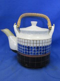 Stoneware Tea Pot – Otigiri – Japan – (2 Cups) No chips or cracks